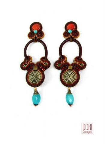 Dori Csengeri Alora Earrings ALO-E698