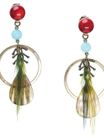 NATURE BIJOUX EARRINGS E-12-35024