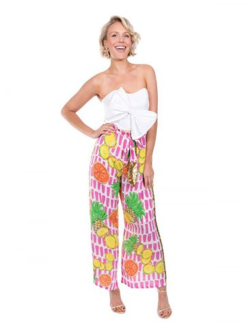 The Fruit Cart Drawstring Pant