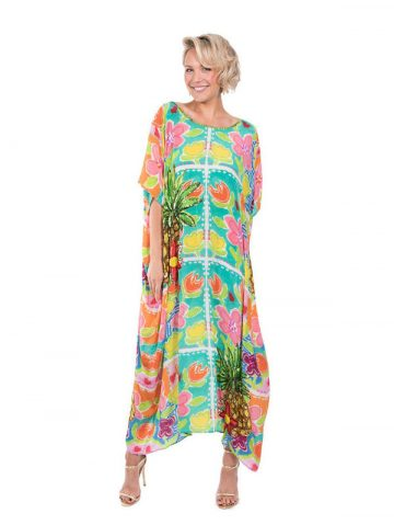 The Monet's Dream Kaftan