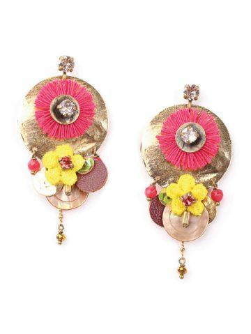 Franck Herval Earrings 12--64868