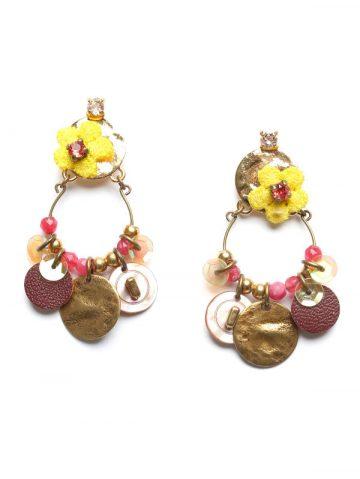 Franck Herval Earrings E-12--64872